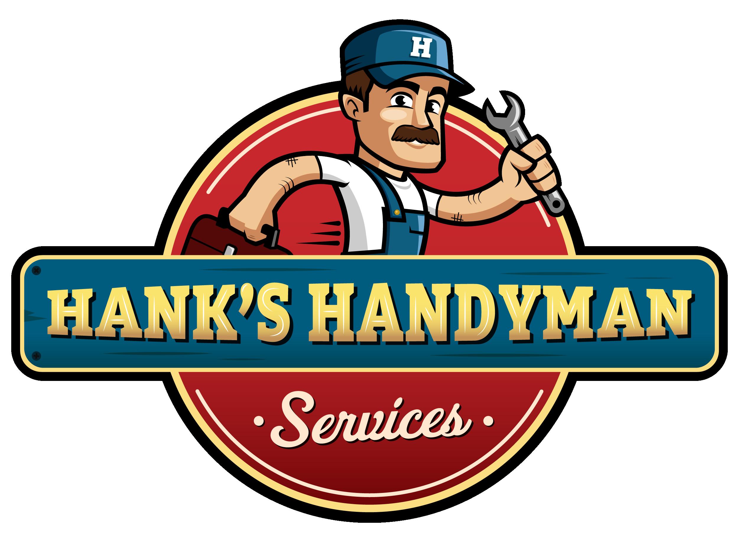 Logo for Hanks Handyman Services